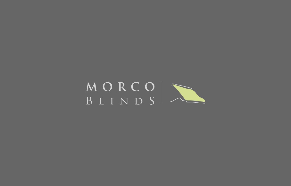 Morco Blinds home page logo