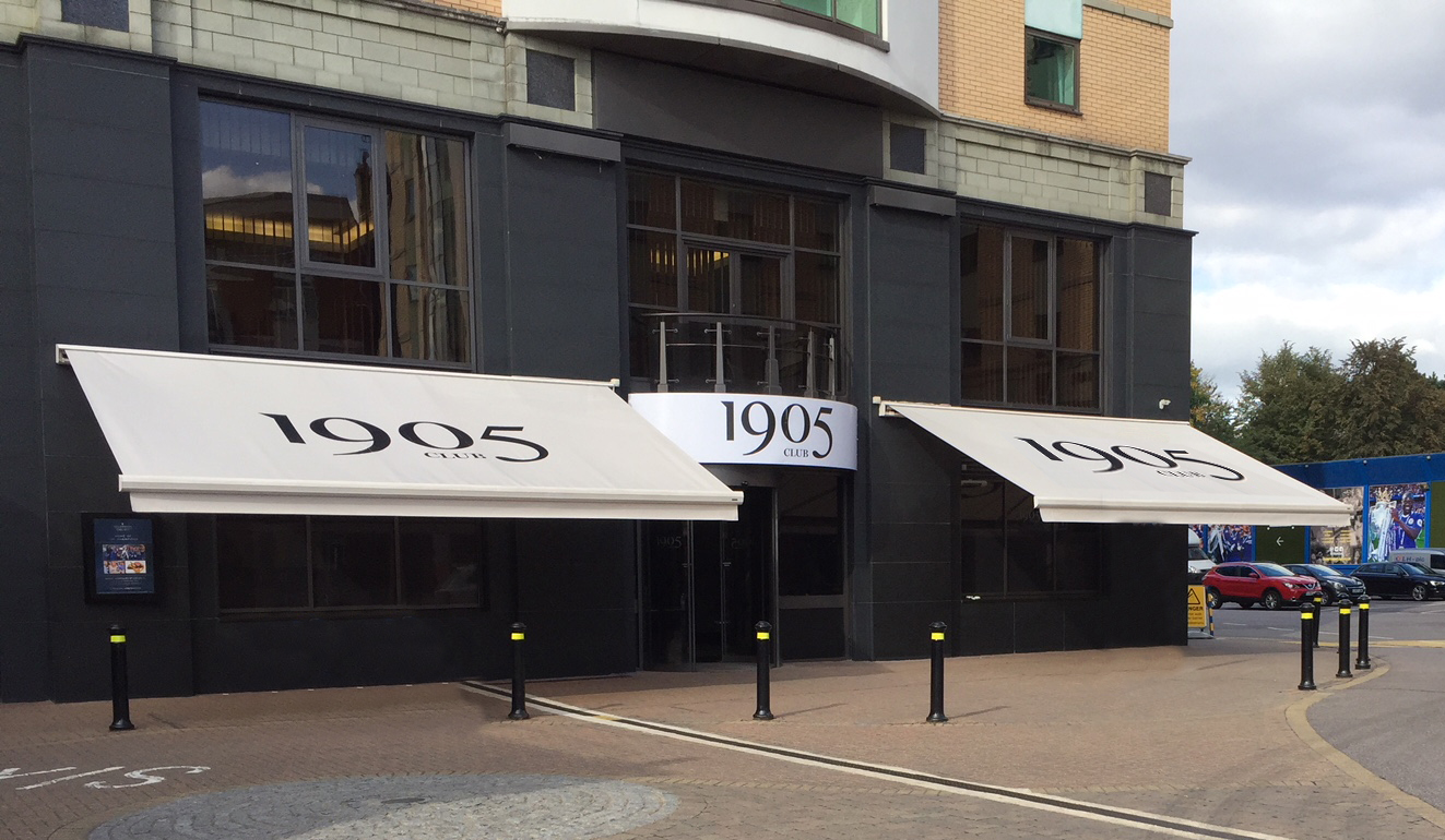 1905 Club awnings 3