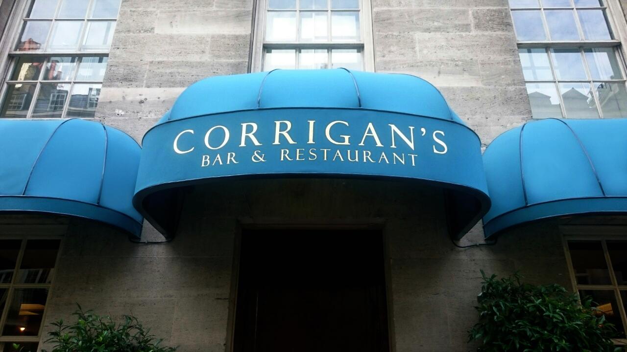 Corrigan's 1 canopy