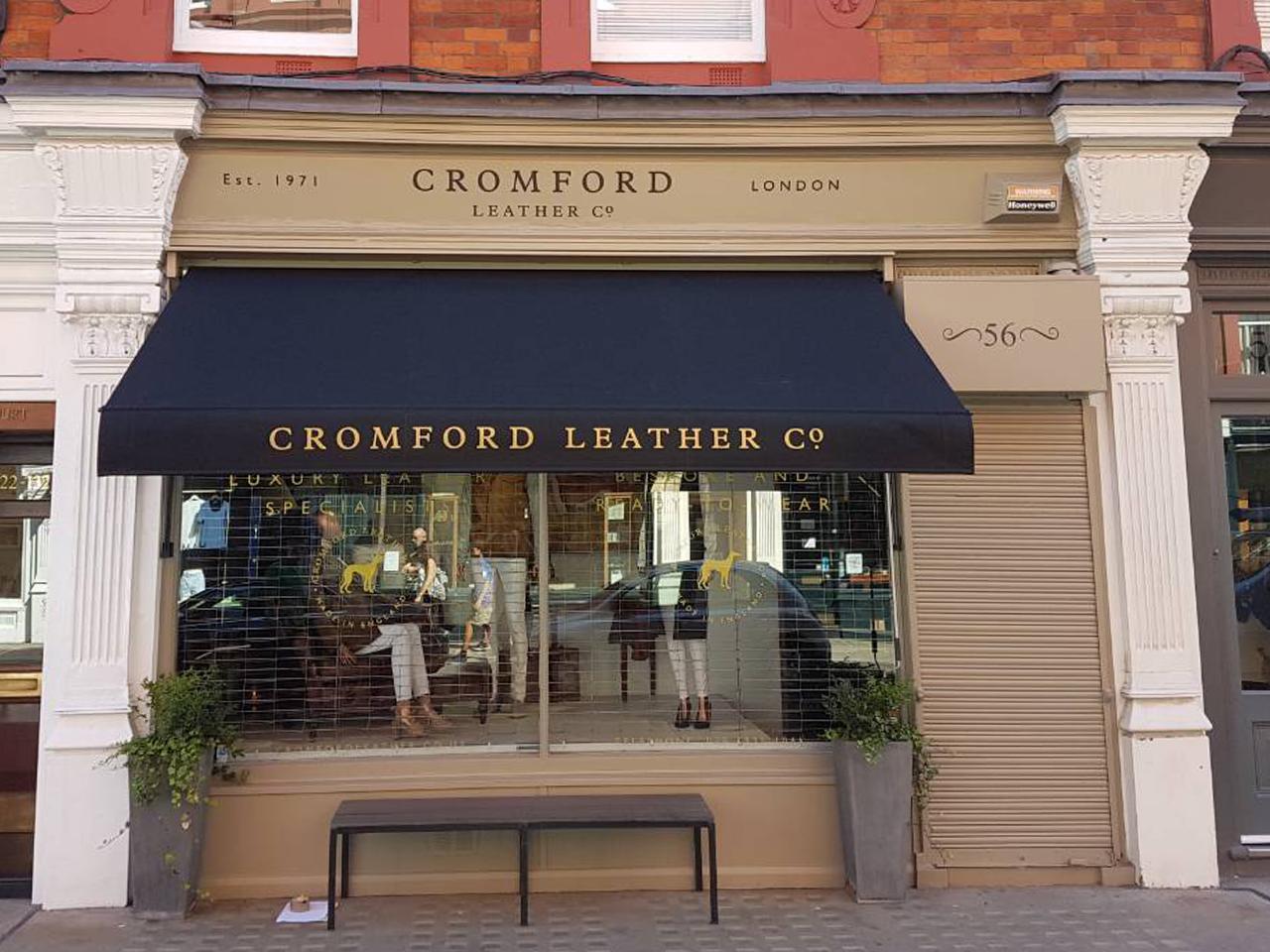 Marlesbury Cromford Leather