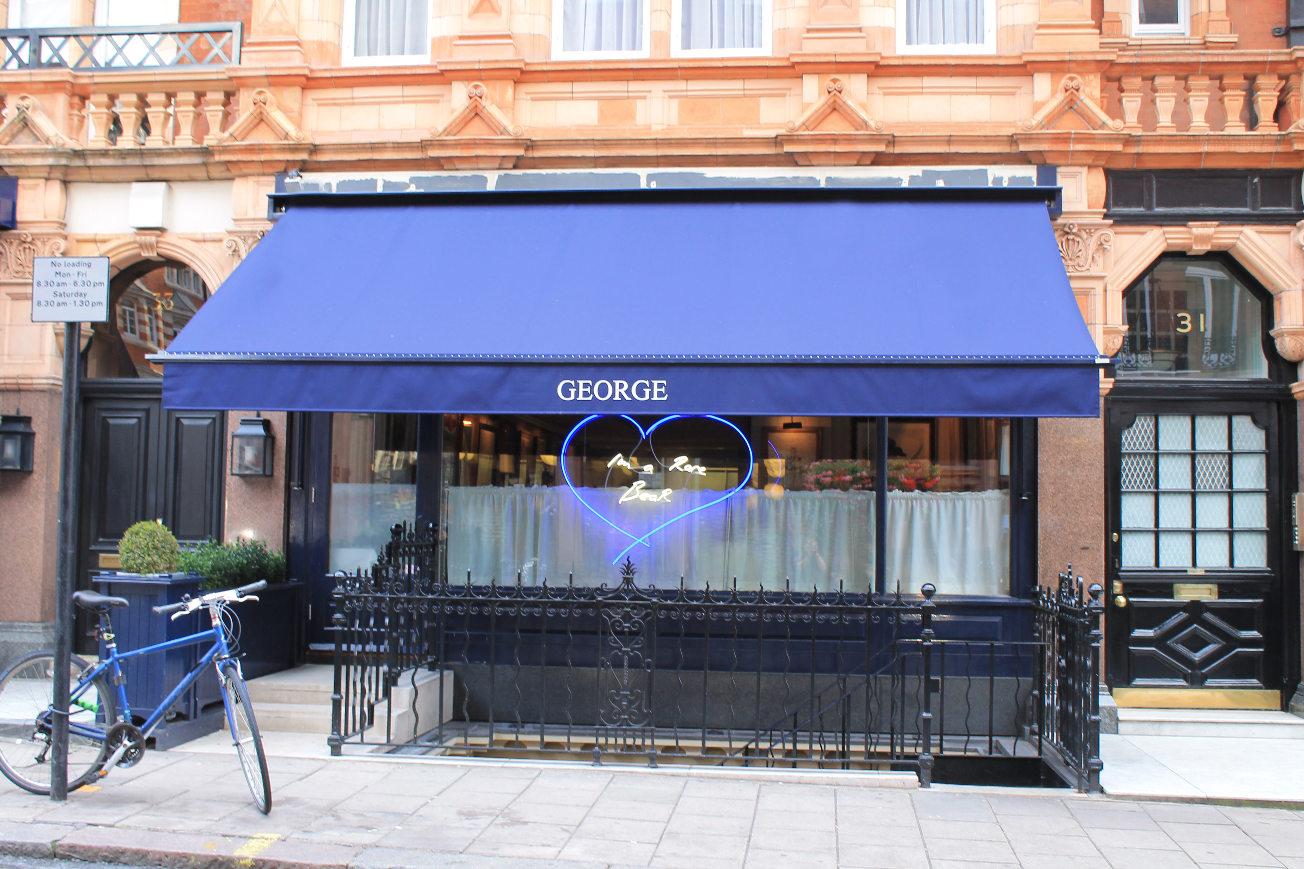 Exclusive Victorian Awnings At An Exclusive Club Morco