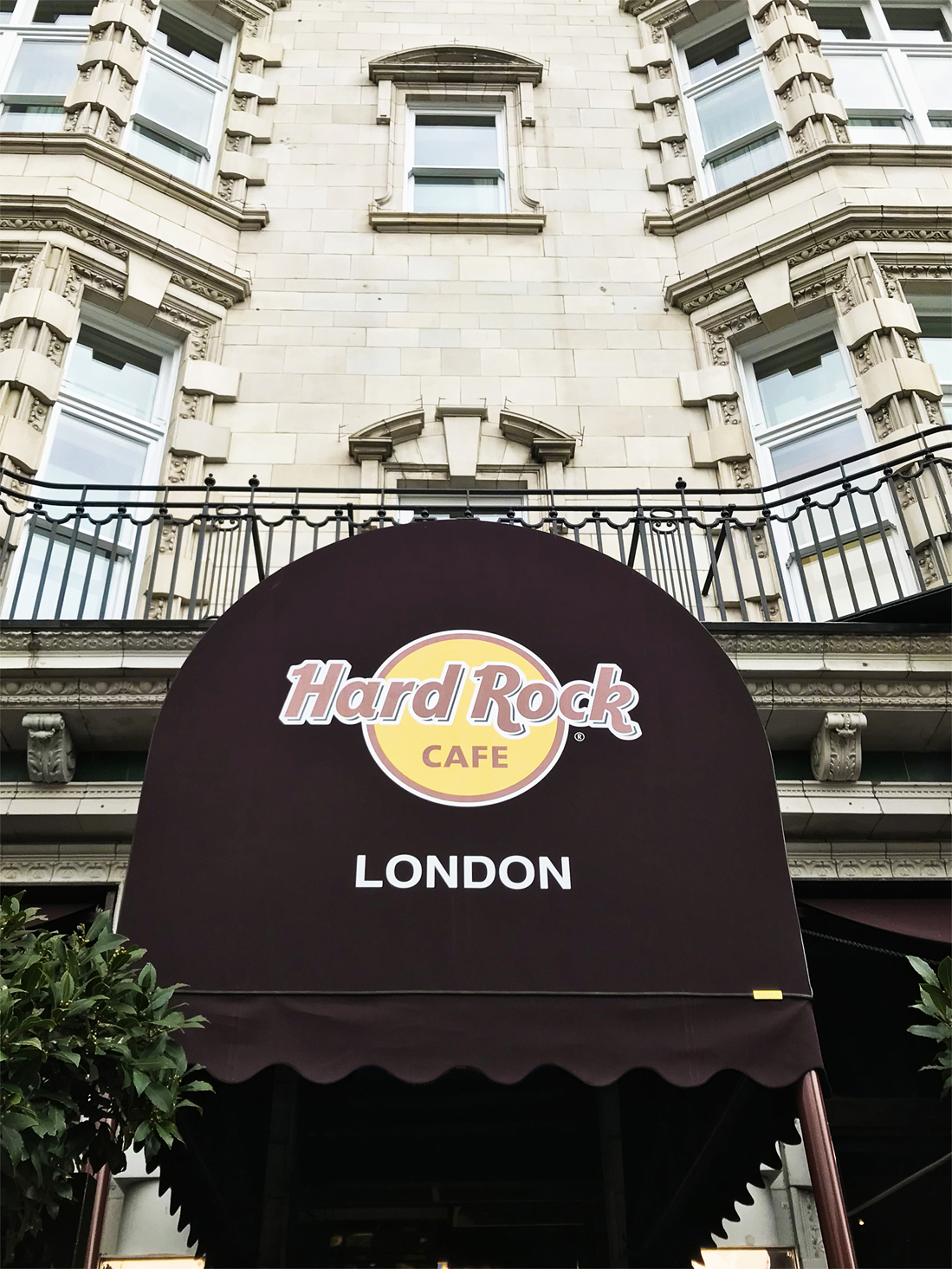 Awnings hard rock cafe 3