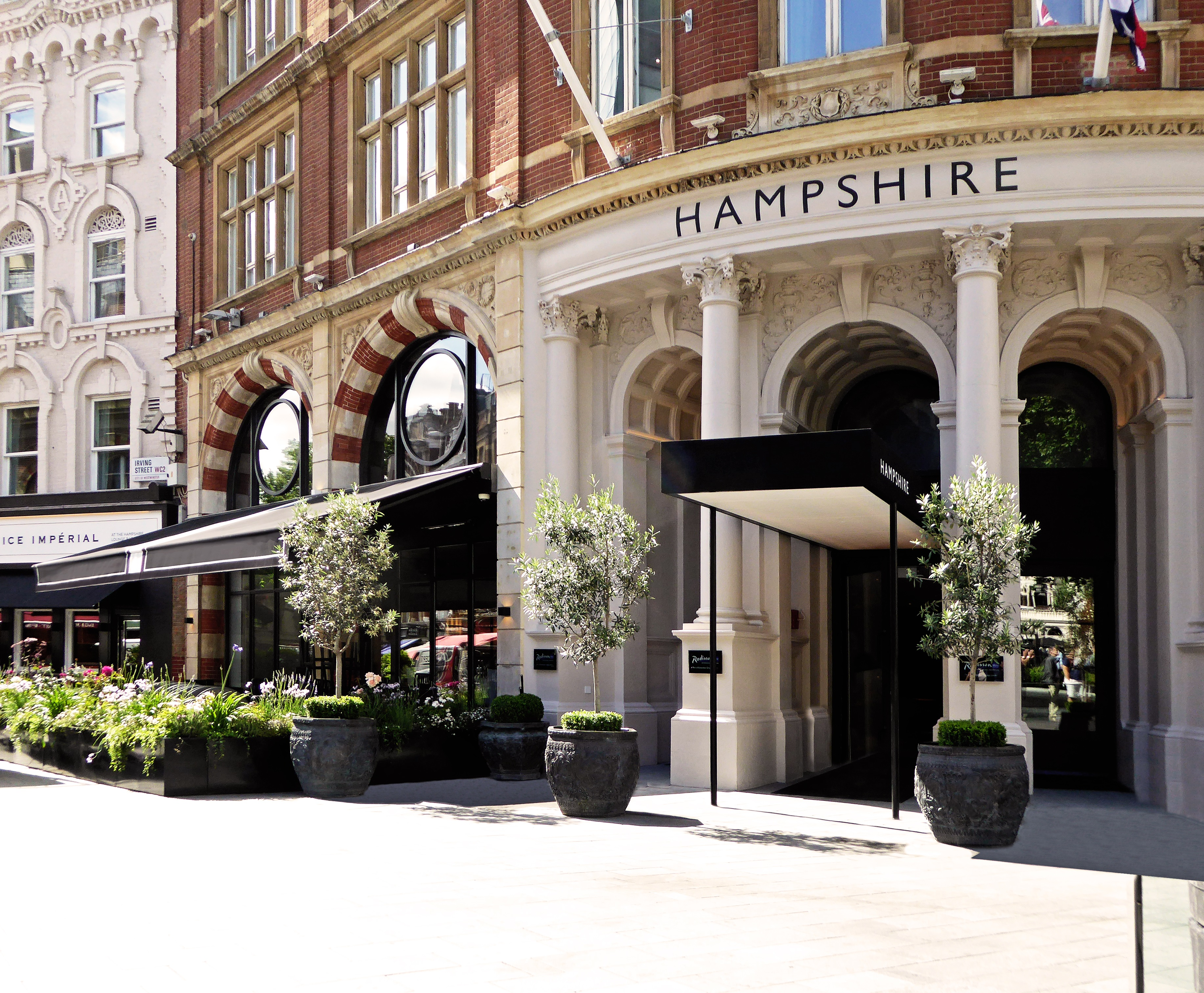 Hampshire Hotel 1