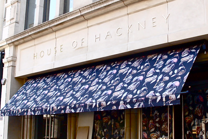 House of Hackney - Signature Regency Awning