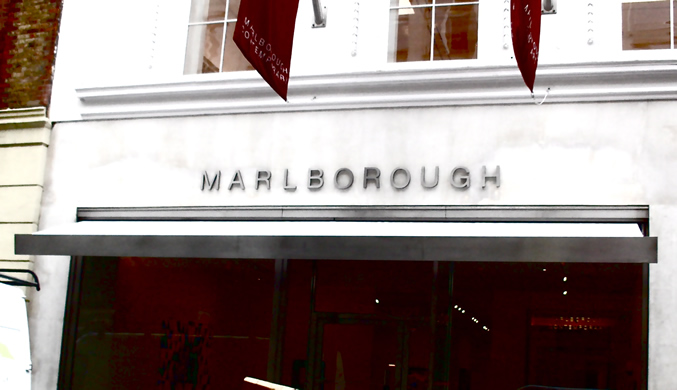 Marlborough Fine Art Gallery 1