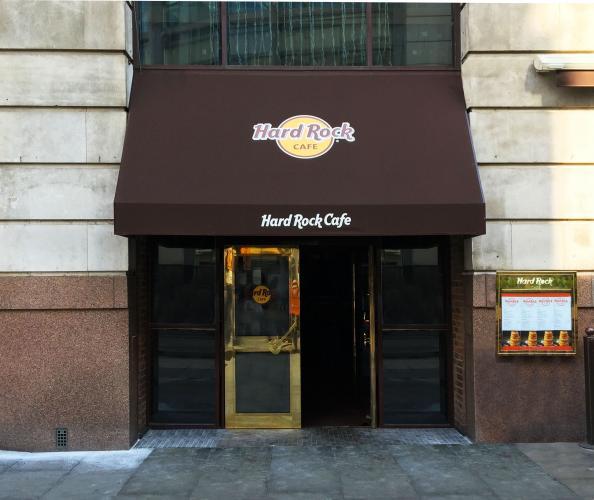 Hard Rock Cafe   Morco Blinds