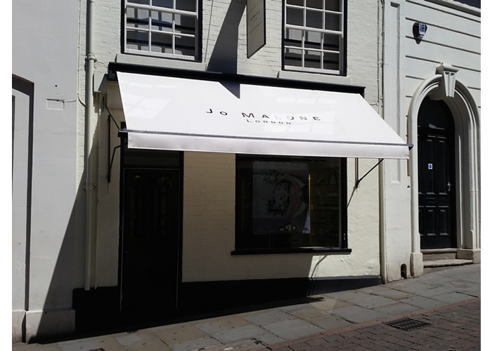 Commercial Awnings For Jo Malone