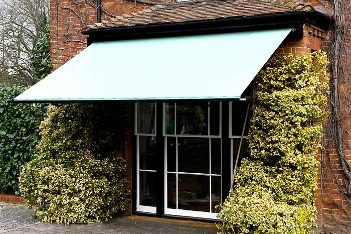 Victorian Awning | Morco Blinds