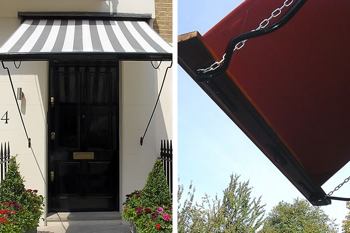 Victorian Awning Morco Blinds