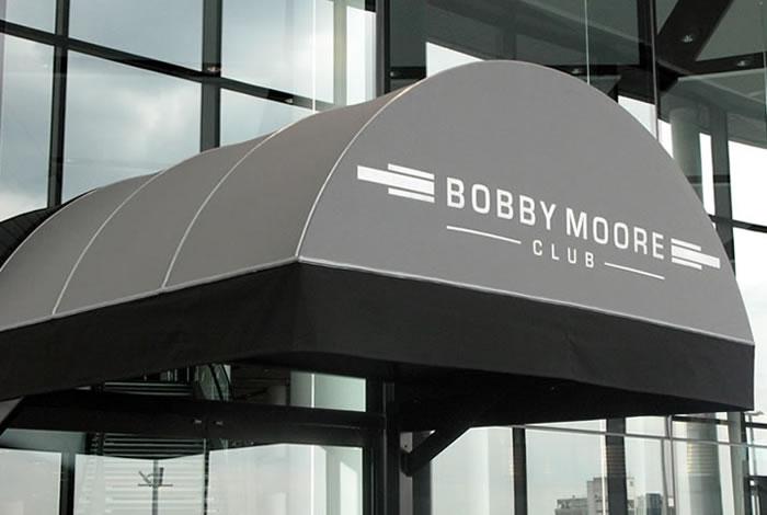 Wembley Stadium Rib Entrance ® for The Bobby Moore Club
