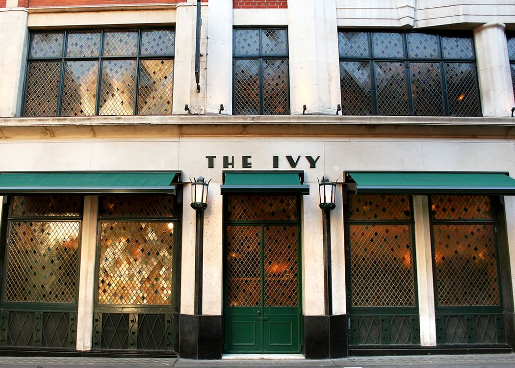 The Ivy Awnings
