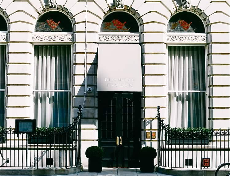 Boutique hotel awnings for the Edition Hotel in London