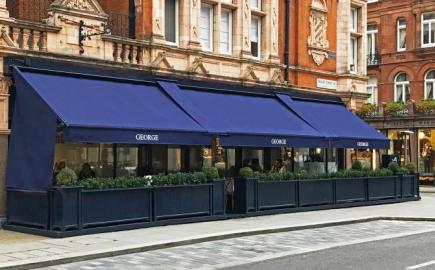George Club, Victorian Awnings