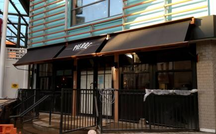 Designing and supplying awnings for the Le Bistrot Pierre chain of restaurants