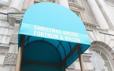 Bespoke Rib Entrance® for Somerset House
